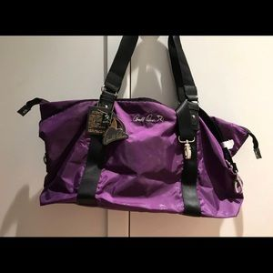 Arnold Palmer purple bag
